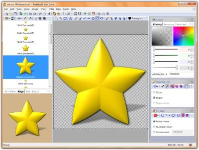 Download RealWorld Designer - Icon Editor