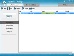 Reasonable Download Manager