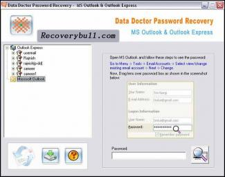 Download Recover Outlook PST File Password