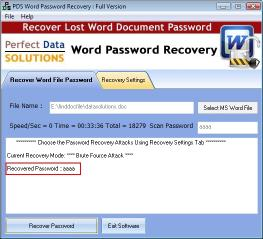 Download Recover Word Document Password