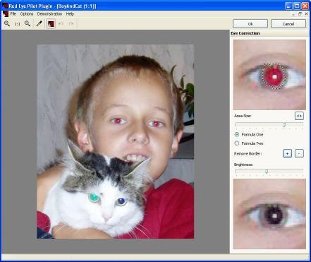 Download Red Eye Pilot Plugin