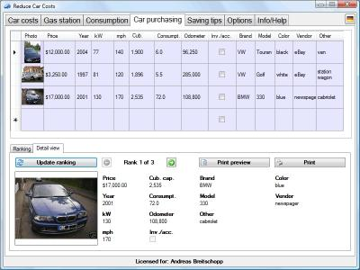 Download Reduce Car Costs