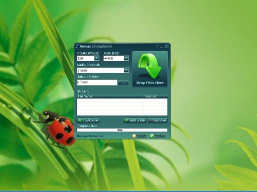 Download Reezaa MP3 Converter
