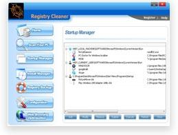 Download Registry Cleaner by Emulous.com