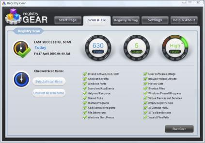Download Registry Gear
