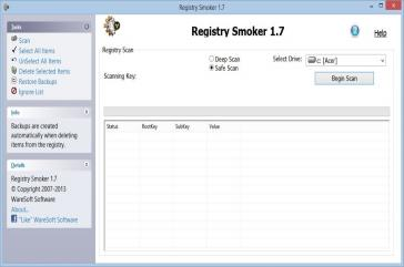 Download Registry Smoker
