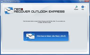 Download REMO Recover Outlook Express