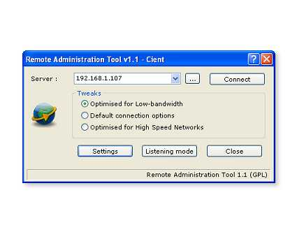 Remote Administration Tool