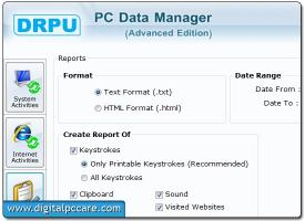 Download Remote Keystrokes Recorder