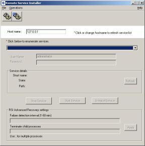 Download Remote Service Installer