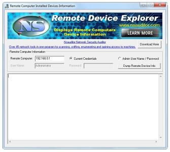 Download RemoteDeviceExplorer