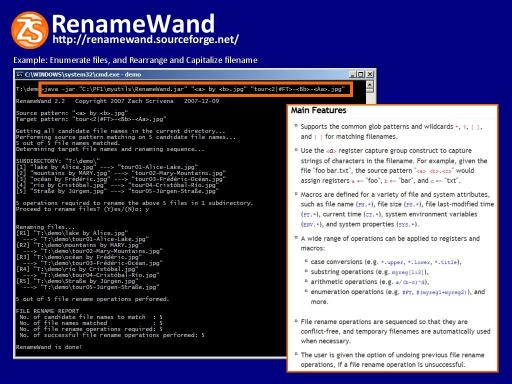 Download RenameWand