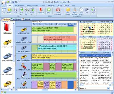 Download Rental Calendar for Workgroup