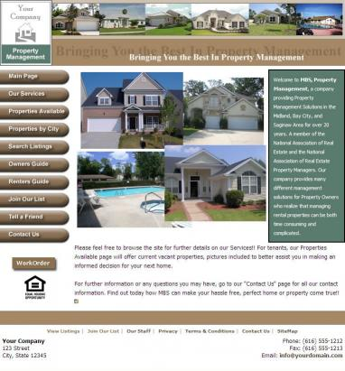 Download Rental Property Website 800
