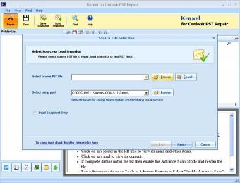 Download Repair Outlook 2007