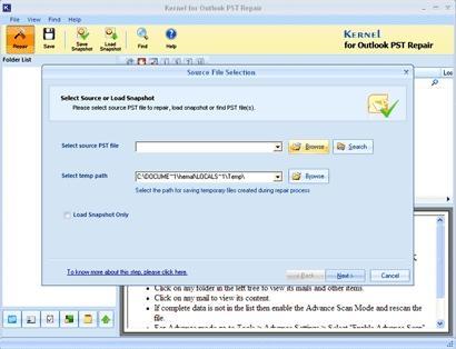 Download Repair Outlook