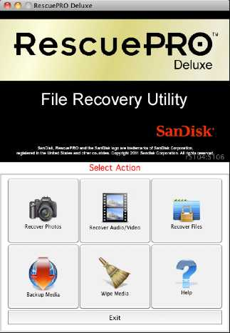 Download RescuePRO Deluxe for OS X Mac