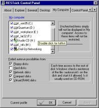 Download RESTrick Control Panel