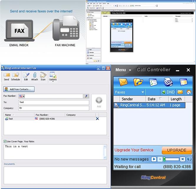 RingCentral Online Fax Service - standaloneinstaller com