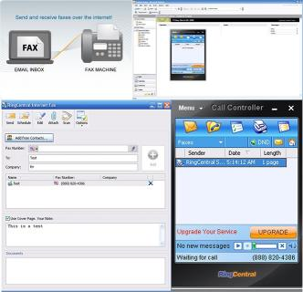 Download RingCentral Online Fax Service