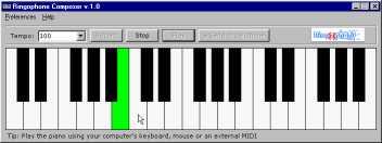 Download Ringophone.com ringtones composer