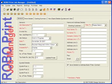 Download ROBO Print Job Manager