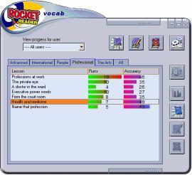 Download RocketReader Vocab British Edition