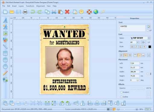 Download RonyaSoft Poster Designer