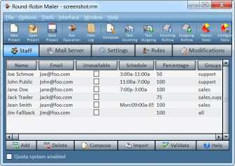 Download Round-Robin Mailer