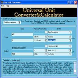 Download RRs Unit Converter