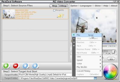 Download RZ iPod Video Converter