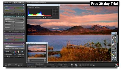 Download Sagelight 48-bit Image Editor Trial