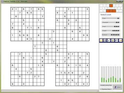 Download Samurai Sudoku