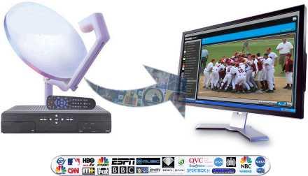 Download Satellite TV for PC Web-Site