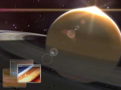 Download Saturn Observation 3D Screensaver