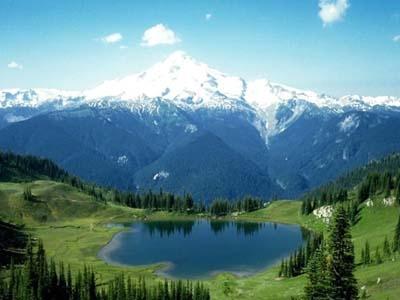 Download SaversPlanet Mountains Screensaver