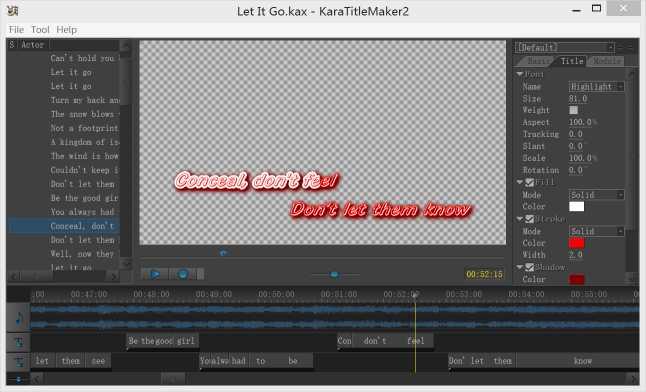 Download Sayatoo KaraTitleMaker2