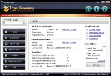 Download Scan Spyware