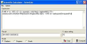 Download ScienCalc