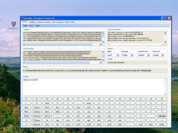 Download Scientific Calculator Precision 90