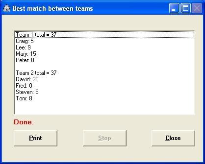 Download Score Tracker and Team Optimizer