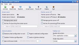 Download Screen Saver Control