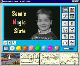 Seans Magic Slate