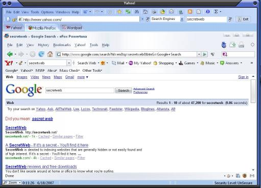 Download SecretWeb