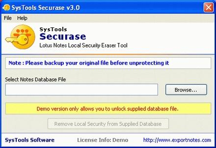 Download Securase Software