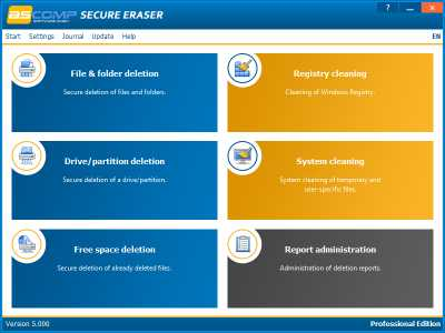 Download Secure Eraser