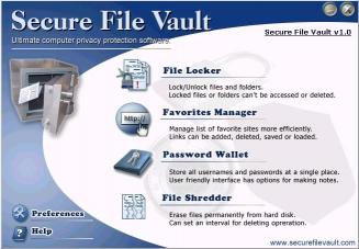Download Secure File Vault