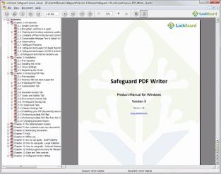 Download Secure PDF - LockLizard Protected PDF Mac viewer
