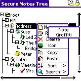 Download SecureNotesTree
