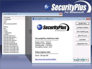 Download SecurityPlus for MDaemon